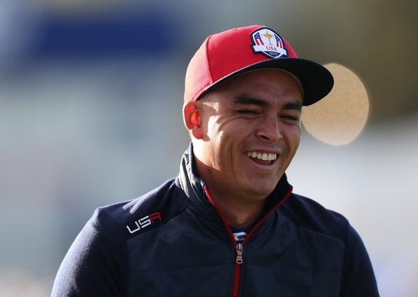 Rickie Fowler. Picture: David Lloyd /  www.golffile.ie