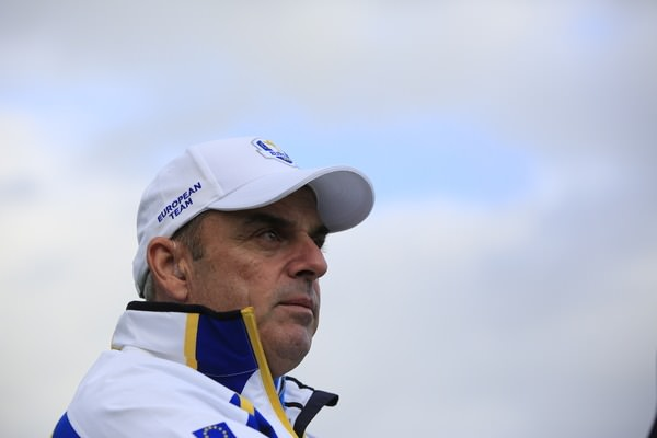 Paul McGinley. Picture Eoin Clarke, www.golffile.ie: \9/26/2014\