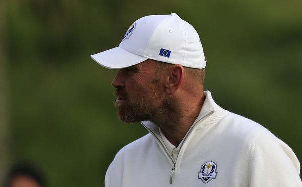Thomas Bjorn wants to play in another Ryder Cup. Picture Thos Caffrey, www.golffile.ie