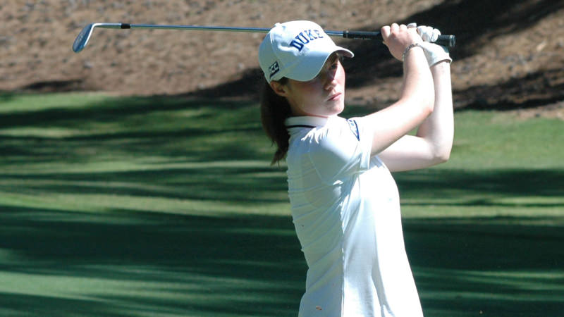 Leona Maguire. Picture © Duke Photography