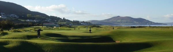 North West Golf Club  in Co Donegal