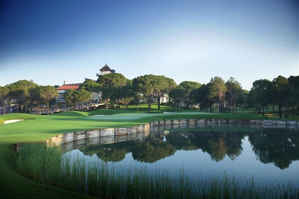 The Montgomerie Maxx Royal in Turkey