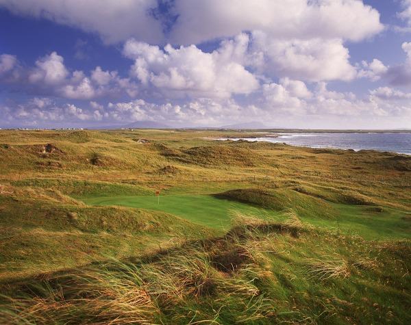 Carne Golf Links. Picture courtesy Aidan Bradley / golfcoursephotography.com