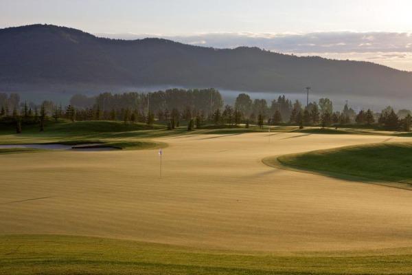 Pravets Golf Club in Bulgaria, venue for theEuropean Men's Club Trophy