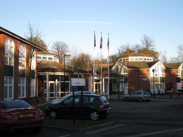 The PGA has its headquarters at The Belfry (above)