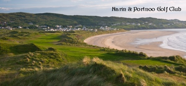 Narin and Portnoo in Co Donegal. Picture via narinportnoogolfclub.ie