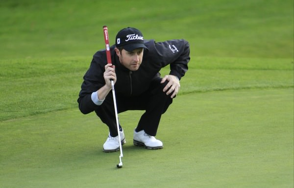Danny Sugrue. Picture: Thos Caffrey / www.golffile.ie