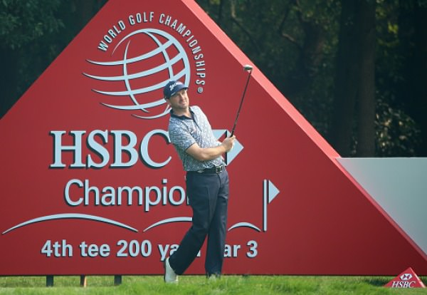 Graeme McDowell got off to flier only to drop his first shot of the day that the fourth. Picture courtesy Getty Images