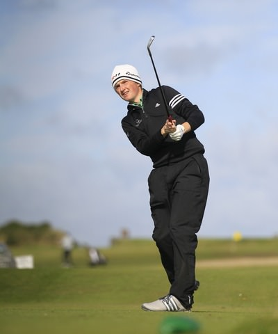 NUI Maynooth and Galway star Ronan Mullarney. Picture: Thos Caffrey /  www.golffile.ie