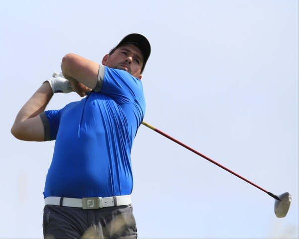 Stackstown's Richard Bridges. Picture: Thos Caffrey /  www.golffile.ie