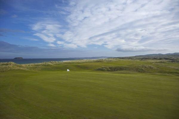 Magnificent Ballyliffin Golf Club
