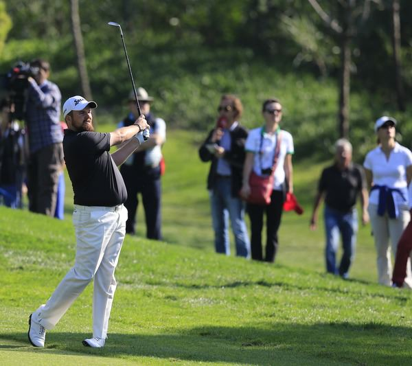 Shane Lowry couldn't take advantage of a sensational start in the final round. Picture Fran Caffrey  www.golffile.ie