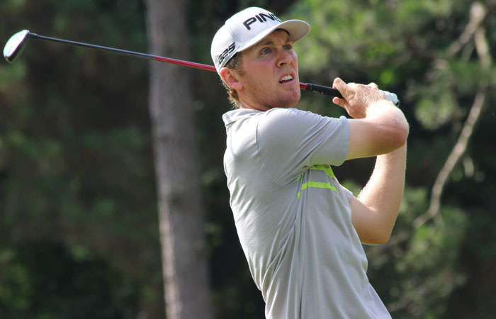 "Seamus Power wants to play on the PGA Tour. ""That's the goal."" Picture courtesy  eGolf Gateway Tour"