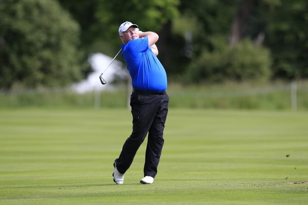 Brendan McGovern during the 2014 Irish Open at Fota Island Resort, Cork. Picture: Eoin Clarke www.golffile.ie