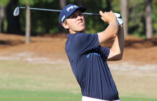 Seamus Power shot 68 in the first round of the Web.com Q-School's Final Stage.