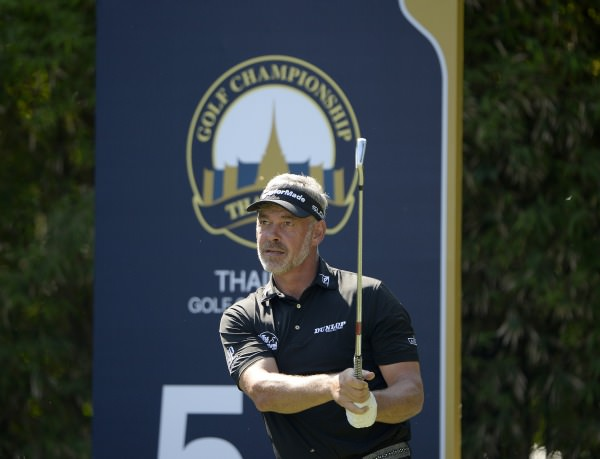 Darren Clarke pictured during the Pro-Am at the Thailand Golf Championship at the Amata Spring Country Club, Chon Buri, Thailand. Picture by Paul Lakatos/Asian Tour