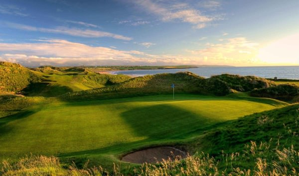 Ballybunion Golf Cub's Old Course. Picture via   ballybuniongolfclub.ie