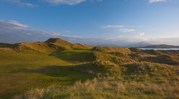 The Sandy Hills Links at Rosapenna