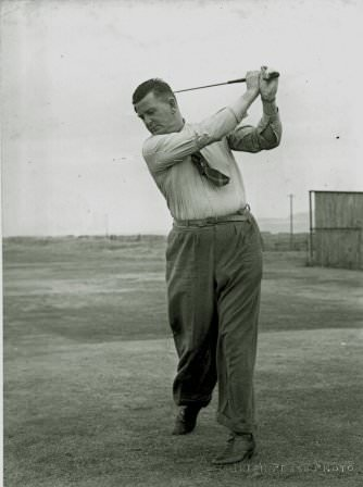 John Burke. Picture courtesy Limerick Golf Club
