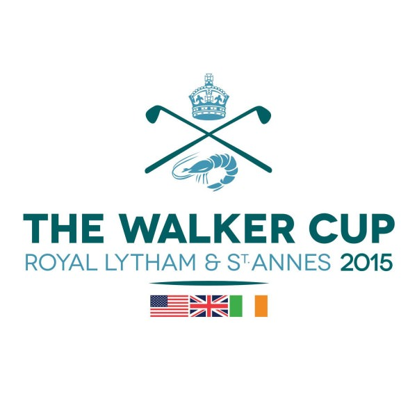 The Walker Cup has a new logo for 2015