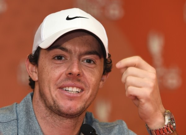 Rory McIlroy will go about this business as normal in January, he said in Abu Dhabi. Picture © Getty Images