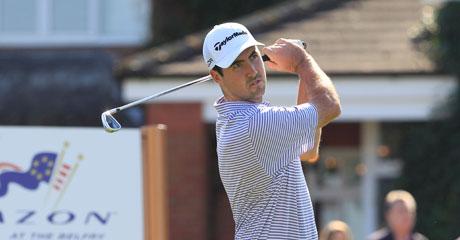 Niall Kearney. Picture via  PGA.info
