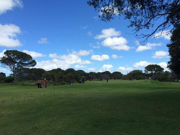 Port Elizabeth Golf Club during the 2015 South African Amateur Open. Picture ©  Titleist Africa
