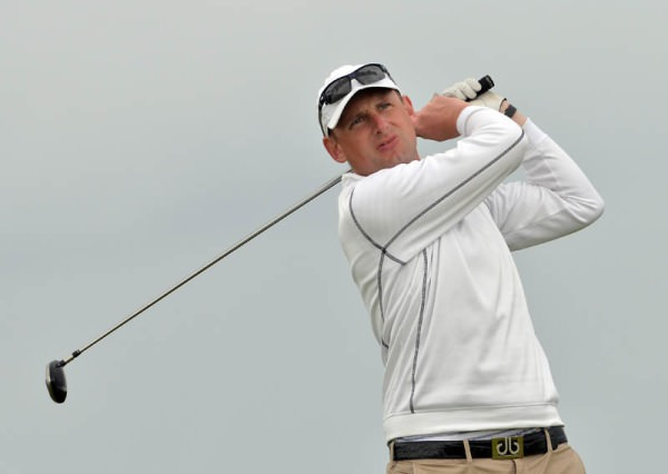 Former amateur international and tour player Stephen Browne has been appointed to the GUI's High Performance Committee. Picture  Pat Cashman