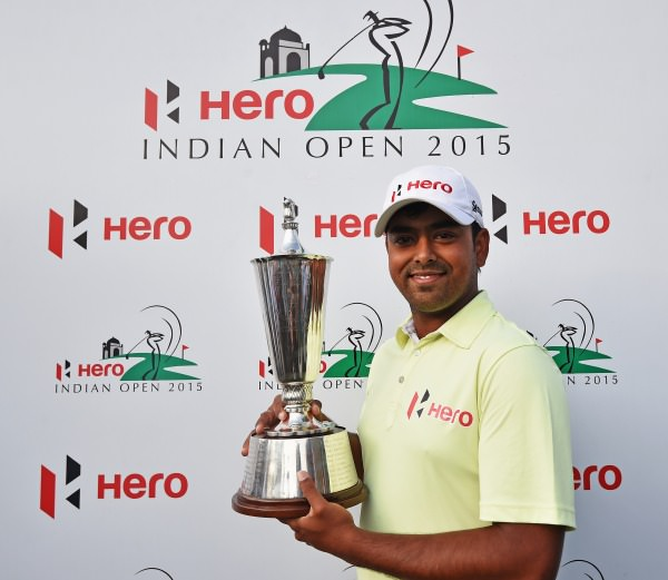 Anirban Lahiri. Picture © Getty Images