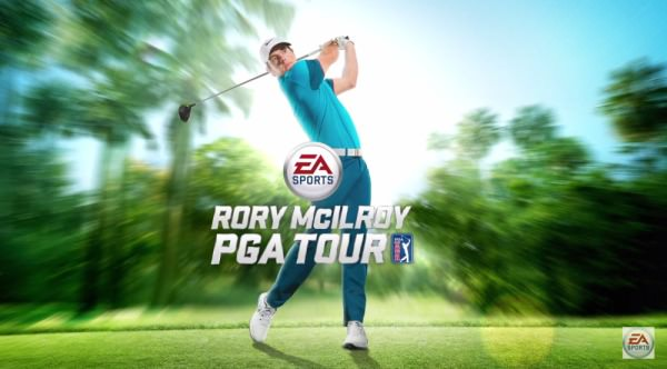 Rory McIlroy is the new face of EA Sports' golf franchise
