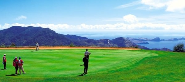 Clube de Golf do Santo da Serra in Madeira