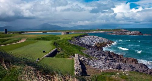 TRALEE GOLF CLUB WILL HOST THE Munster Youths Amateur Open from April 8-10. PICTURE COURTESY  TRALEEGOLFCLUB.COM