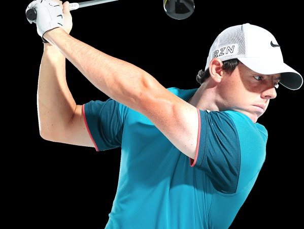 An image from the promotional website for the game, EA SPORTS Rory McIlroy PGA TOUR
