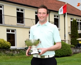 BARRY ANDERSON. PICTURE NIALL O'SHEA  @CORKGOLFNEWS