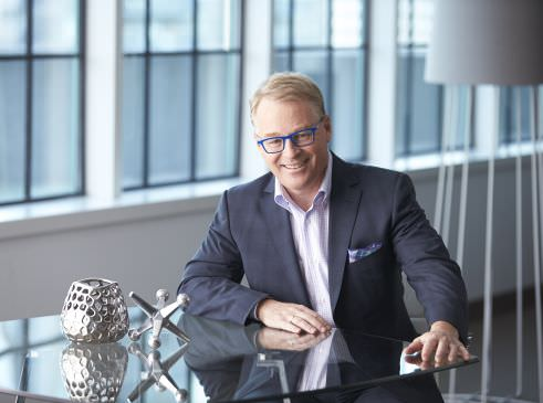 Keith Pelley, newly appointed CEO of the PGA European Tour