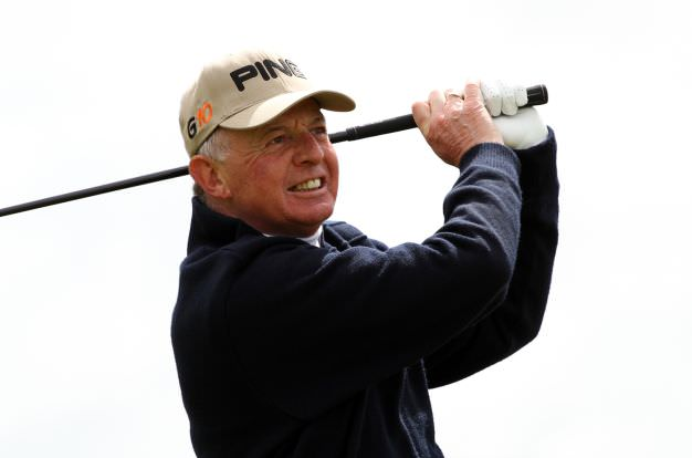 Tom Cleary. Picture courtesy Niall O'Shea/ Cork Golf News