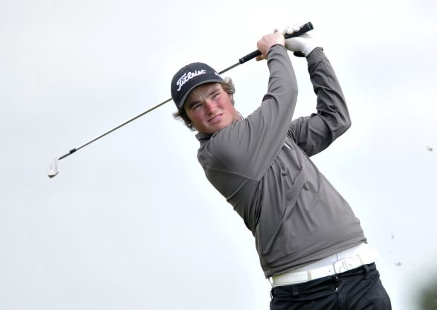 Cormac Sharvin at Royal Dublin. Picture © Pat Cashman