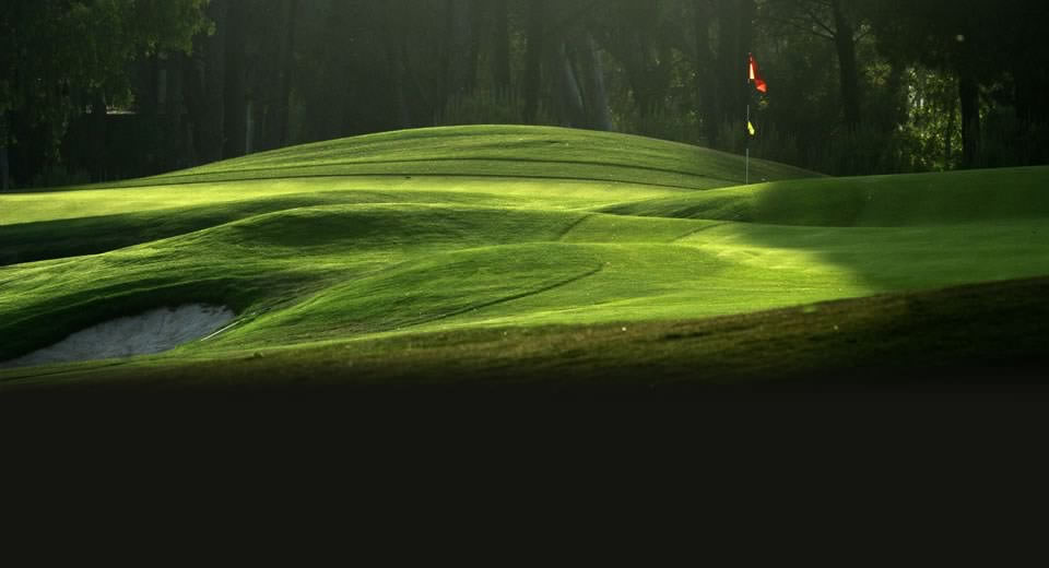 Antalya Golf Club's Pasha Course is a hugely successful David Jones design. Picture via DavidJonesGolf.com