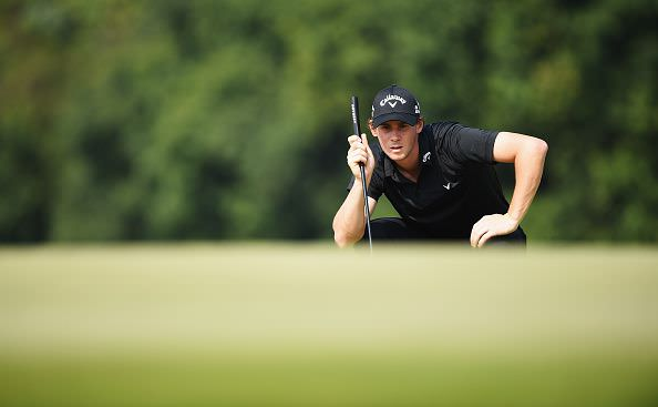 Thomas Pieters. Picture © Getty Images