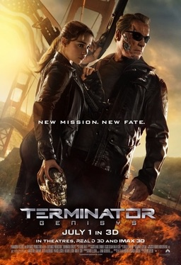 Terminator Genisys — As not seen in St Andrews
