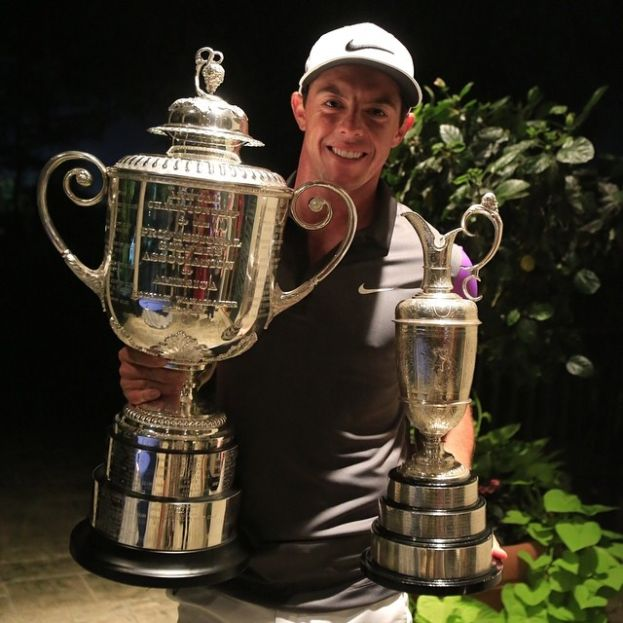 Rory McIlroy. Picture/ Instagram