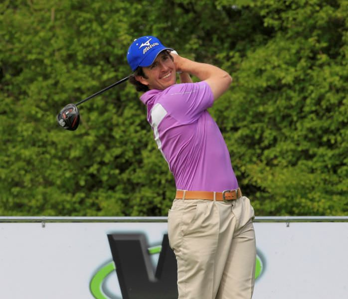 Richard Kilpatrick. Picture via PGA Europro Tour