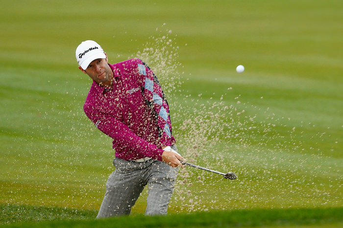 Bradley Dredge. Picture: Getty Images