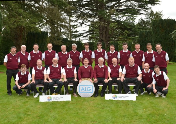 Ballybunion Jimmy Bruen team