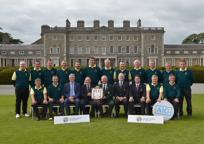AIG Pierce Purcell Shield winners Thurles Golf Club