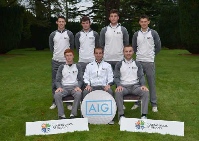 Maynooth University Senior Cup team