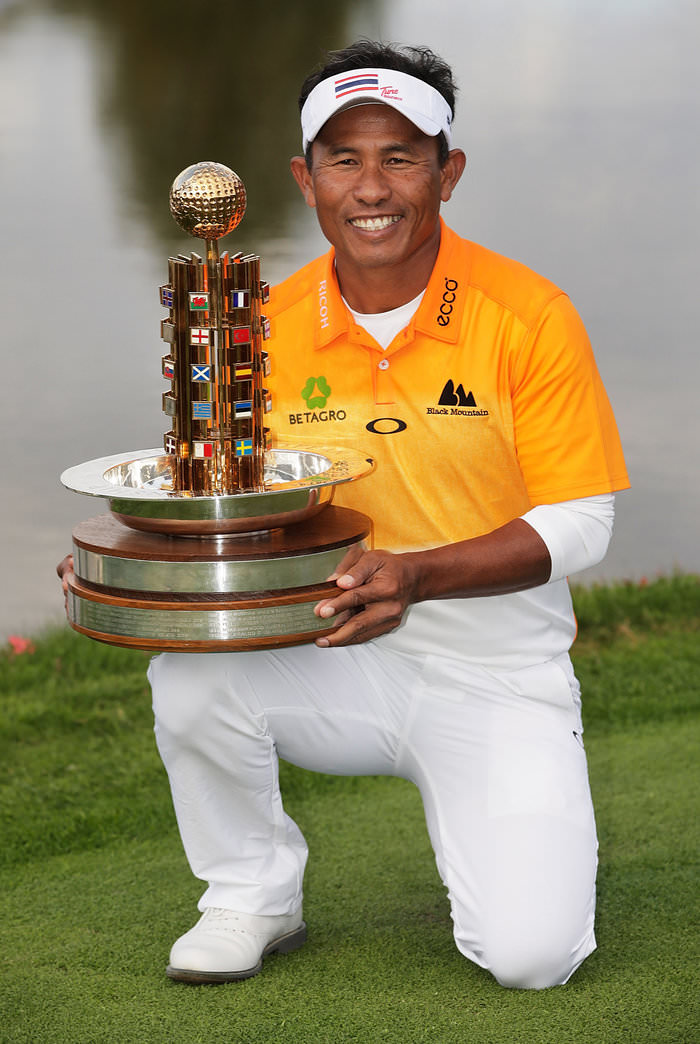Thongchai Jaidee. Picture: Getty Images
