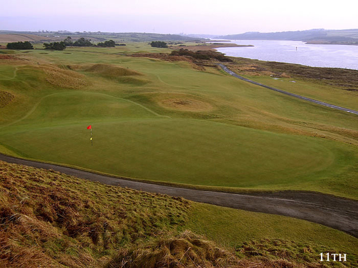 The 11th. Picture via  www.portstewartgc.co.uk
