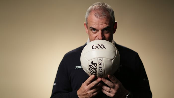 Paul McGinley for  Ballantine's