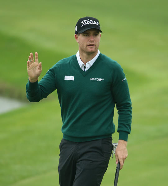 Lucas Bjerregaard. Picture: Getty Images